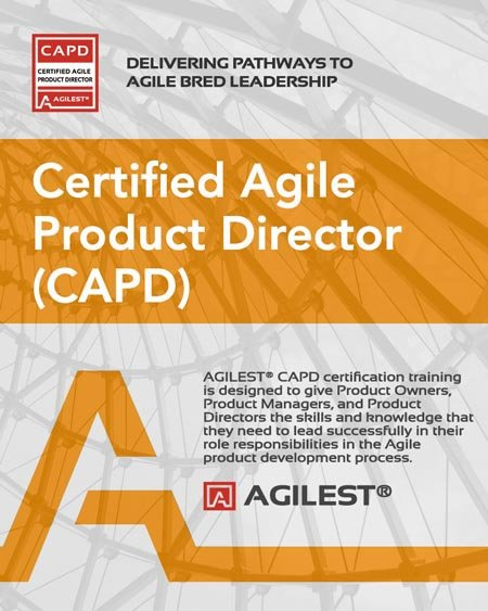 Product Management Certification for Scrum Product Owners, Product Managers and Directors