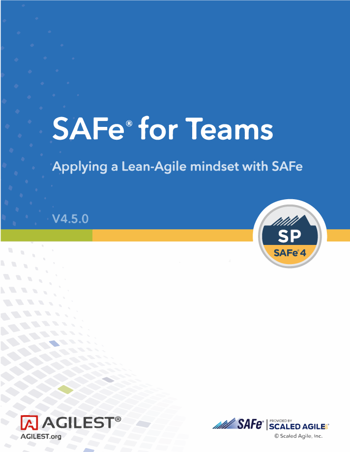 Safe Scrumxp Practitioner Certification Training Agilest