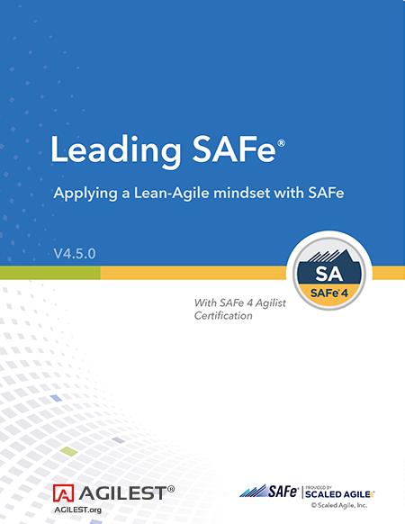 Scaled Agile Leading SAFe Agilist Certification