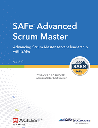 Scaled Agile Advanced Scrum Master Training